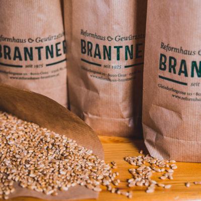 Getreide und Backwaren